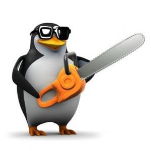 Le penguin de Google